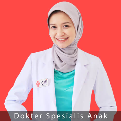 dr. Filla Reviyani, Sp.A